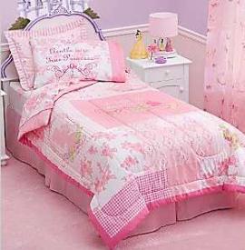 Jeweled Garden Disney Princess Bedding