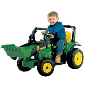 John Deere Front Loader Vehicle