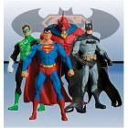 Justice league action figure set