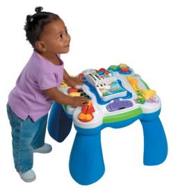 LeapStart Learning Table Musical play