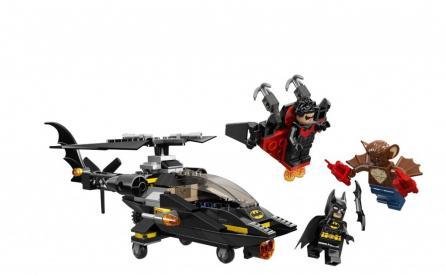 LEGO Batman Man-Bat Attack
