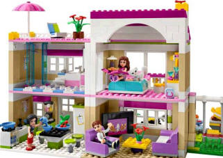 LEGO Friends Olivia House