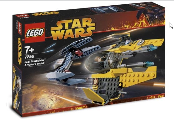 Lego 7669 Star Wars Anakin's