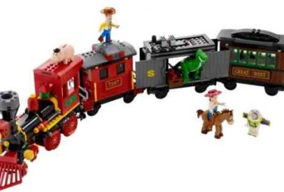 LEGO Toy Story 3 Western Train