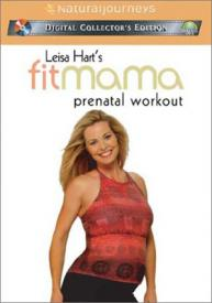 Leisa Hart FitMama Prenatal Workout dvd