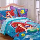 Little Mermaid Shimmer and Gleam Bedding Comforter
