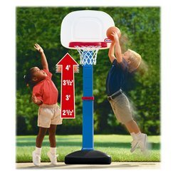 my family fun easy score basketball set play with your. Black Bedroom Furniture Sets. Home Design Ideas