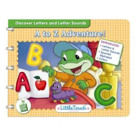 LittleTouch LeapPad Software A to Z Adventure