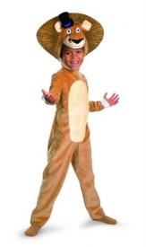 Madagascar 3 Deluxe Alex The Lion Costume