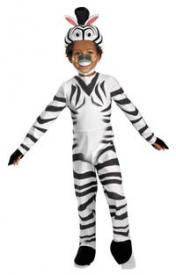 Madagascar 3 Marty The Zebra Costume