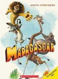 Madagascar Movie Storybook
