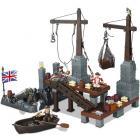 Mega Bloks Pirates of the Caribbean Port Royal