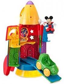 Mickey Blast Off Rocket