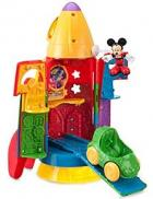 Mickey Blast Off Rocket