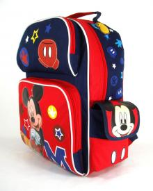 Mickey Mouse School Backpack