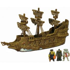 Micro Fleet Pirate Ship Flying Dutchman