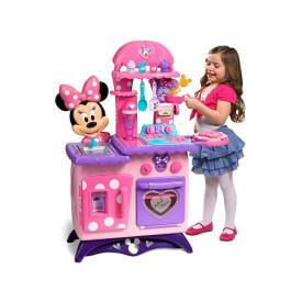 Minnie Mouse Bowtique Flippin Fun Kitchen