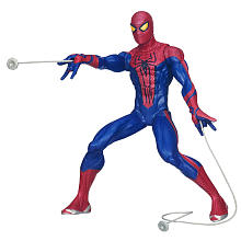 Motorized Web Shooting Spider-Man
