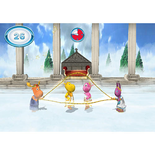 My Family Fun Nickelodeon Fit For Nintendo Wii Jump Rope With Dora