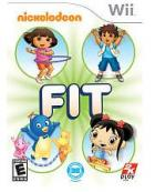 Nickelodeon Fit for Nintendo Wii