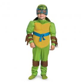 Ninja Turtles Leonardo Muscle Costume