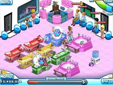 My family fun paradise pet salon doggone good fun kids for A family pet salon