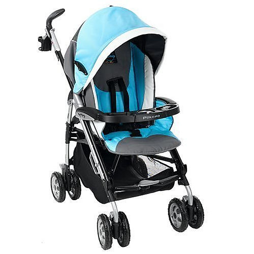 pliko p3 stroller how to close