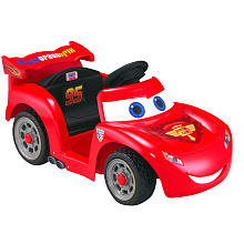 Power Wheels Lightning McQueen