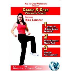 Pregnancy Fitness Cardio Core DVD