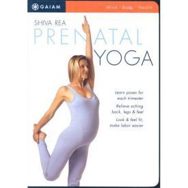 Prenatal Yoga With Shiva Rea
