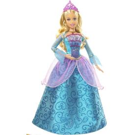 Princess Rosella Doll Barbie The Island Princess