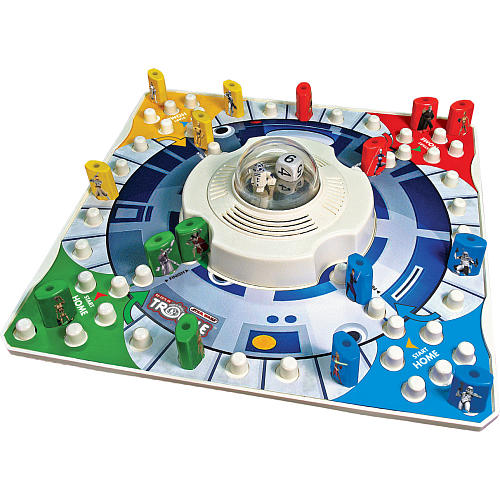 My Family Fun - R2 D2 Star Wars Trouble Board Game Easy to ...
