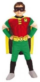 Robin Deluxe Muscle Chest Child Costume