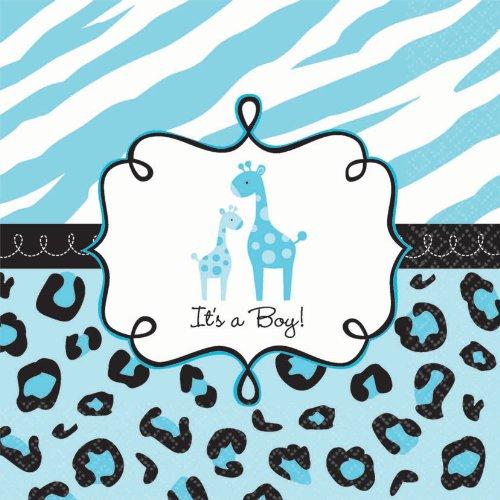 blue leopard print wallpaper uk