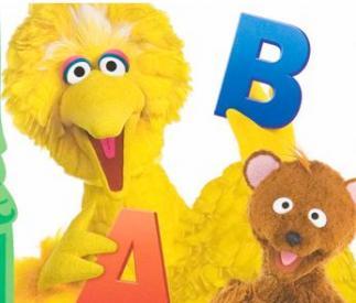 Sesame Street Do The Alphabet DVD