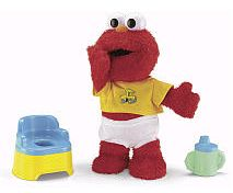 Sesame Street Potty Time Elmo