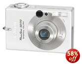 Canon PowerShot SD110 3MP Digital Elph