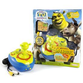Shrek Over the Hedge Plug and Play TV Game