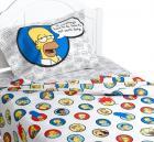 Simpsons Twin Comforter