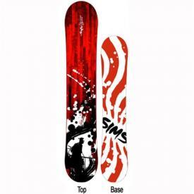 Sims Impulse Snowboard