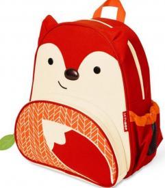Skip Hop Zoo Fox Red Backpack