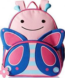 Skip Hop Zoo Little Kid Blossom Butterfly Pink