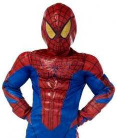 Spider Man Deluxe Costume