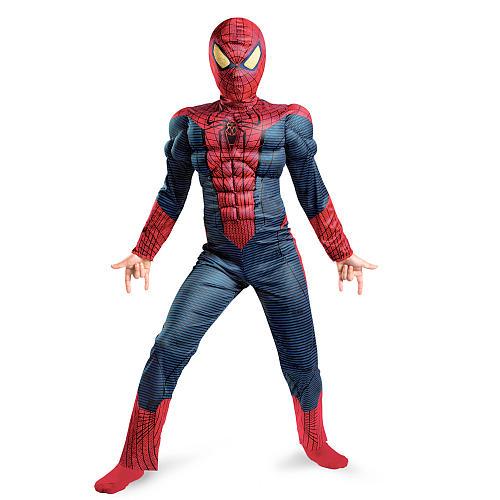 Человек паук костюм на новый гЭлектронное зажигание
