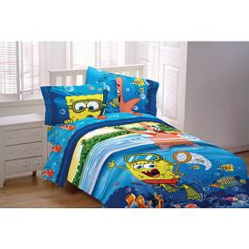 SpongeBob Sea Adventure Comforter