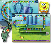 SpongeBob SquarePants Bubble Rush