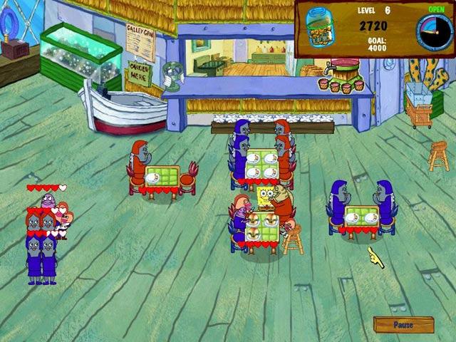 my family fun spongebob squarepants diner dash 2 new