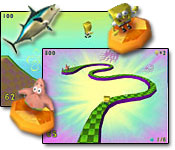 SpongeBob SquarePants Obstacle Odyssey