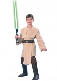Star Wars Deluxe Jedi Child Costume