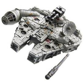 Star Wars Transformer Millenium Falcon